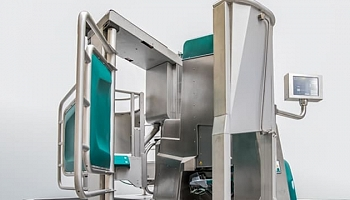 Sistema de ordeño robotizado GEA DairyRobot R9500