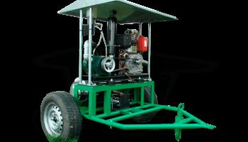 Equipo Trailer Diesel